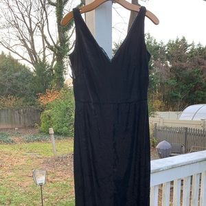 Ralph Lauren Fit and Flare Cocktail gown
